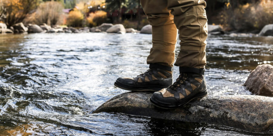 When should I use Gaiters?